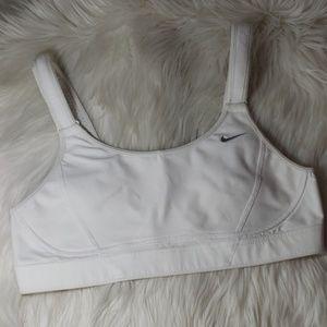 Nike dri-fit bra size Medium
